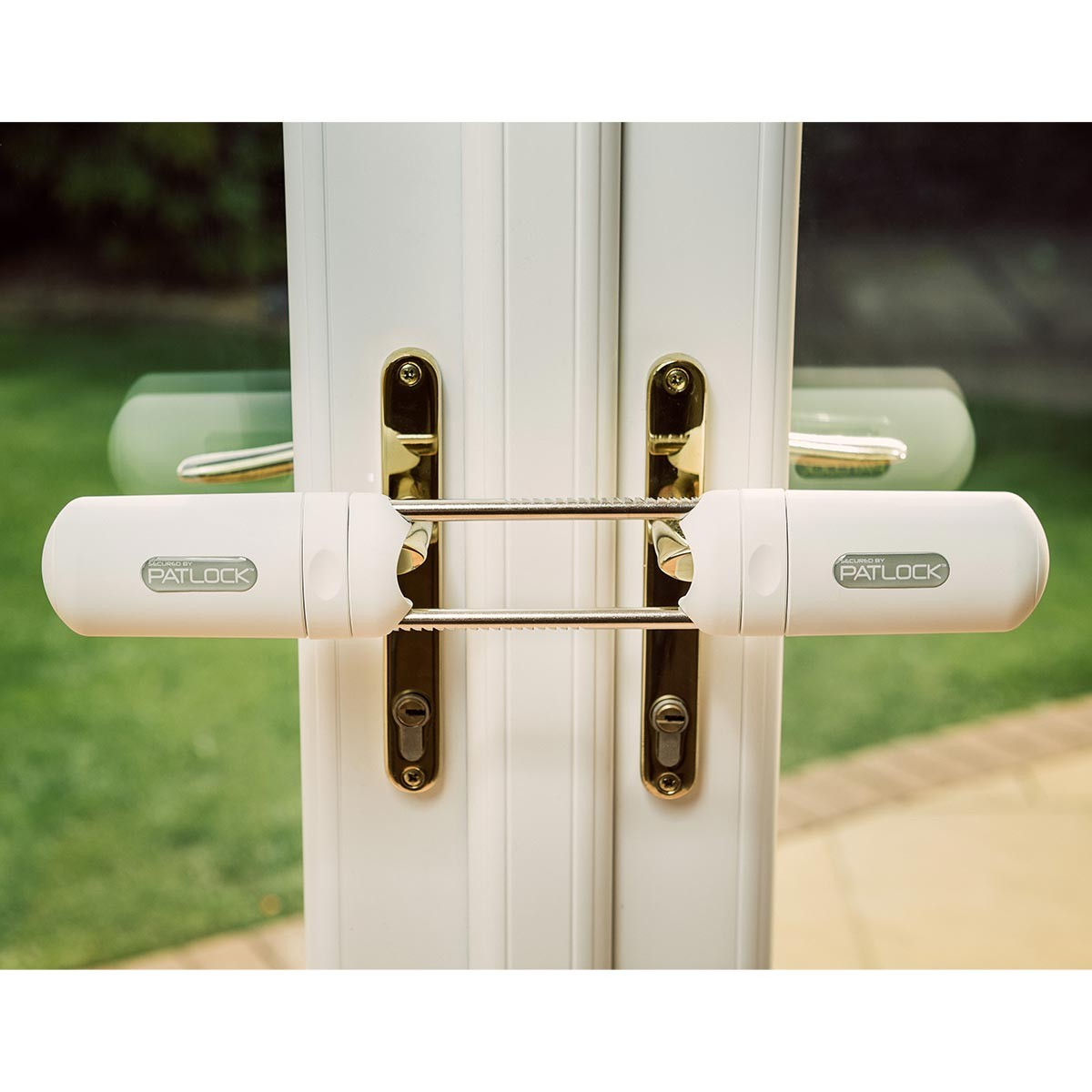 Patlock - robust security for patio doors