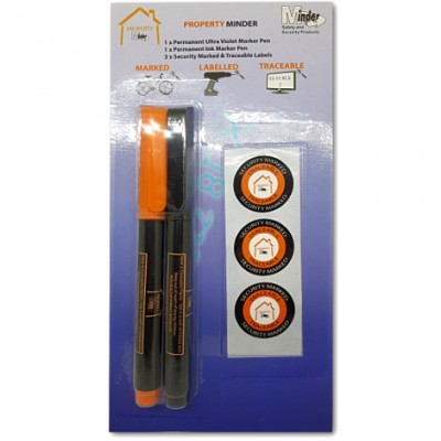 UV & Ink Property Marker Pen Pack