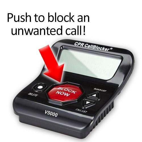 Call Blocker V5000