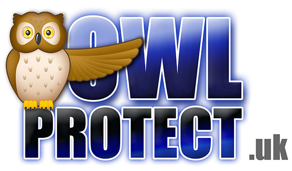 OWL Protect, RFID contactless card minder protection shield
